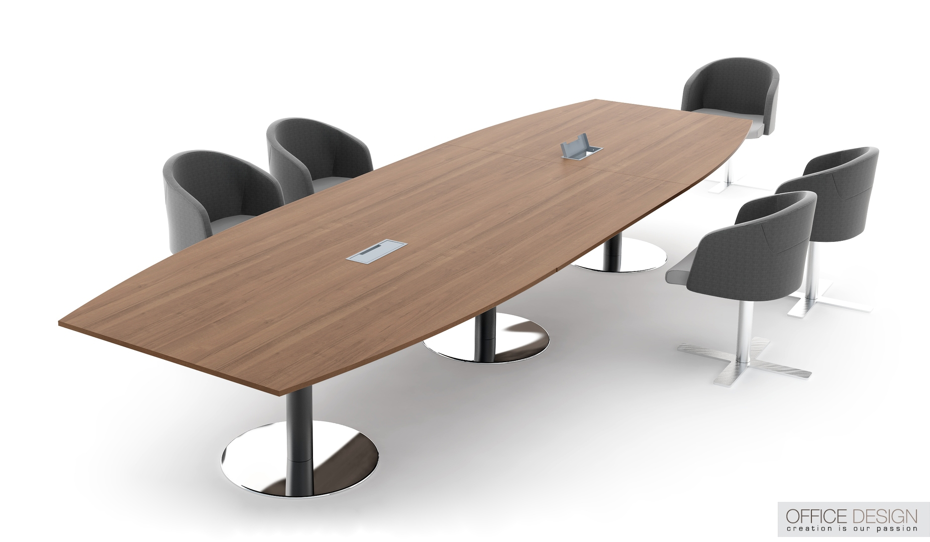 Coffe and conference tables for Table 4 en 1 intersport